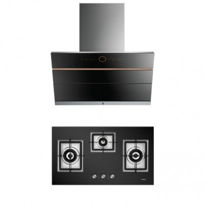 FOTILE [Package] V PRO Chimney Hood JQG9009T